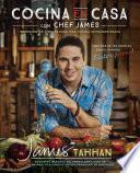 libro Cocina En Casa Con Chef James