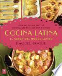 libro Cocina Latina