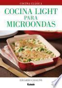 libro Cocina Light Para Microondas