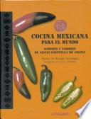 libro Cocina Mexicana Para El Mundo