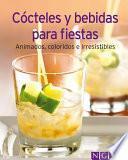 libro Cócteles Y Bebidas Para Fiestas
