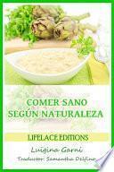 libro Comer Sano Segùn Naturaleza