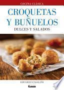 libro Croquetas Y Buñuelos
