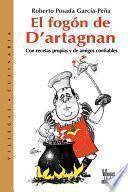 libro El Fogón De D Artagnan