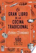 libro El Gran Libro De La Cocina Tradicional