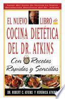 libro El Nuevo Libro De Cocina Dietetica Del Dr Atkins