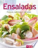 libro Ensaladas