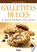 libro Galletitas Dulces Y Bizcochos Salados.