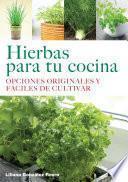 Hierbas Para Tu Cocina