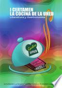 libro I Certamen La Cocina De La Uned. Literatura Y GastronomÍa