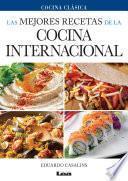libro Las Mejores Recetas De La Cocina Internacional