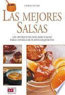 libro Las Mejores Salsas