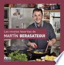 libro Las Recetas Favoritas De Martín Berasategui
