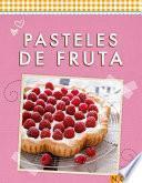 libro Pasteles De Fruta