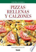 libro Pizzas Rellenas Y Calzones