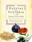 libro Recetas Con Historia