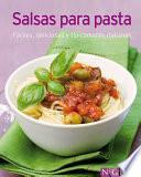libro Salsas Para Pasta