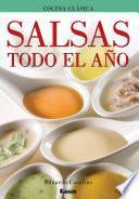 libro Salsas Todo El Año