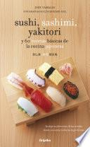 libro Sushi, Sashimi, Yakitori
