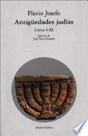 libro Antigüedades Judías (2 Volúmenes)