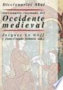 libro Diccionario Razonado Del Occidente Medieval