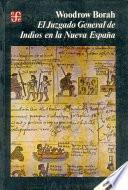 El Juzgado General De Indios En La Nueva España