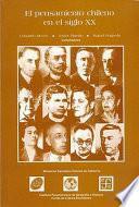 libro El Pensamiento Chileno En El Siglo Xx