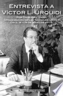 libro Entrevista A Víctor L. Urquídi Por Thomas G. Weiss.
