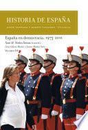 libro España En Democracia, 1975 2011
