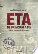 libro Eta, De Principio A Fin