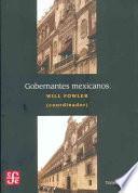 libro Gobernantes Mexicanos: 1911 2000