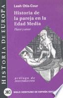 Historia De La Pareja En La Edad Media