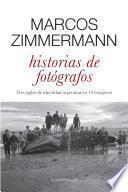 libro Historias De Fotógrafos