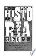 La Constitución De 1917 [i.e. Mil Novecientos Diez Y Siete]
