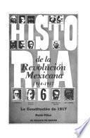 libro La Constitución De 1917