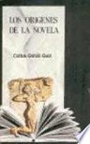 libro Los Orígenes De La Novela