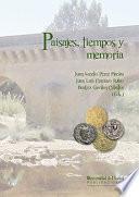 libro Paisajes, Tiempos Y Memoria