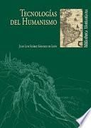 TecnologÍas Del Humanismo
