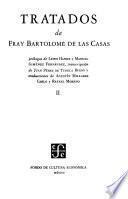 Tratados De Fray Bartolome De Las Casas