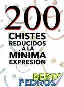 libro 200 Chistes Reducidos A La Mínima Expresión