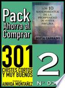 Pack Ahorra Al Comprar 2 (nº 031)