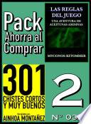libro Pack Ahorra Al Comprar 2 (nº 032)