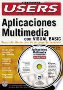 libro Aplicaciones Multimedia Con Visual Basic Con Cd Rom En Espanol