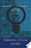 libro Aprende A Programar En Matlab