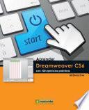 Aprender Dreamweaver Cs6 Con 100 Ejercicios Prácticos