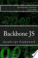 libro Backbone Js