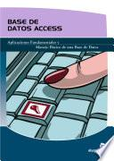 Base De Datos Access