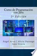 libro Curso De Programación Con Java