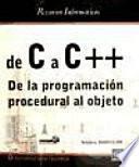 libro De C A C++