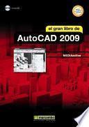 libro El Gran Libro De Autocad 2009